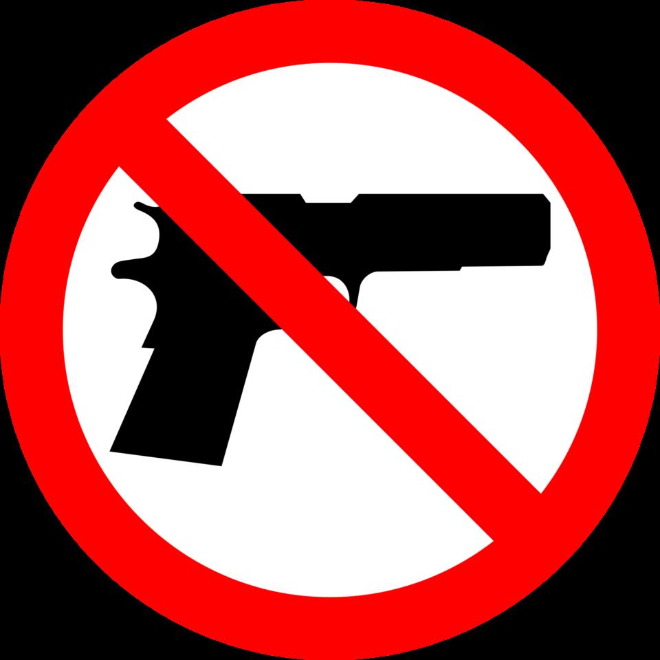 Qui vietate le armi!