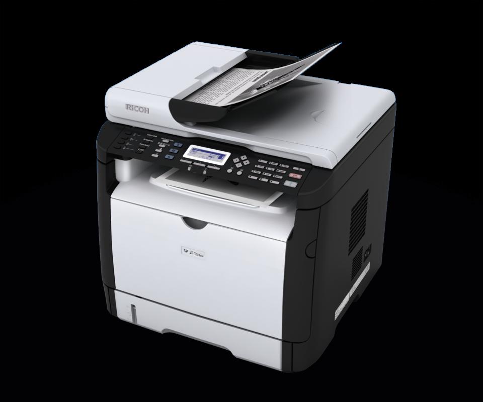 Segmentazione stampante