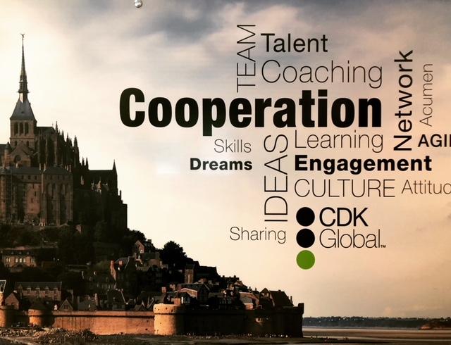 I valori di CDK Global