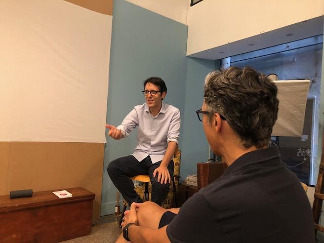 Stefano Schiavo presenta Maker a Genova