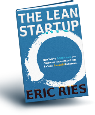 Cover The Lean Startup
