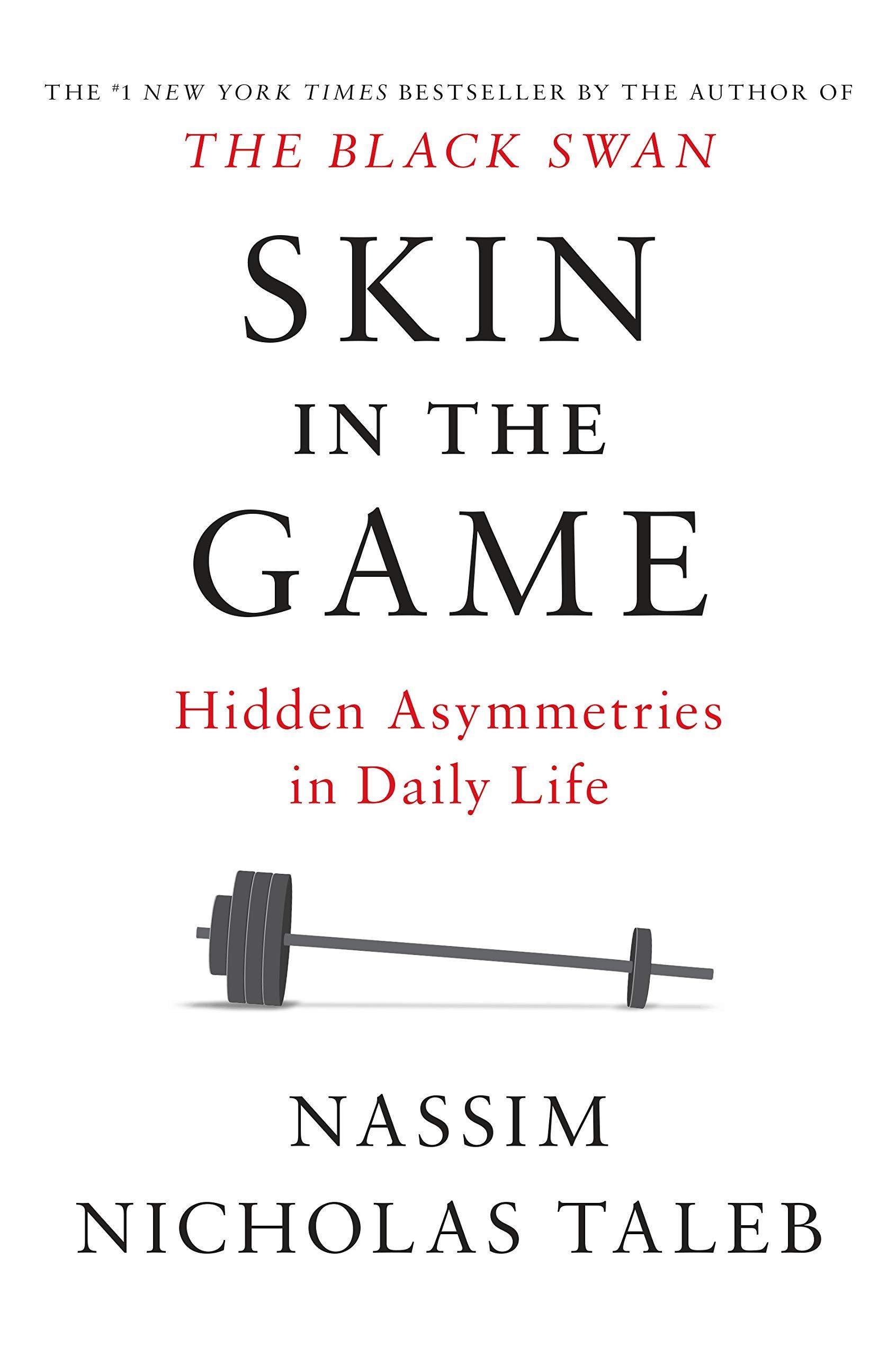 Skin in the Game di Nassim Taleb