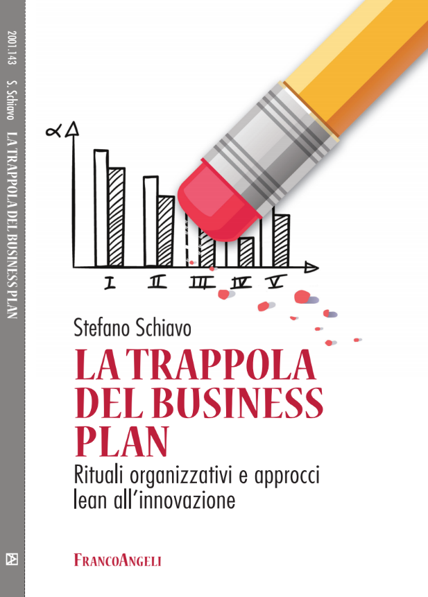 Copertina La Trappola del Business Plan