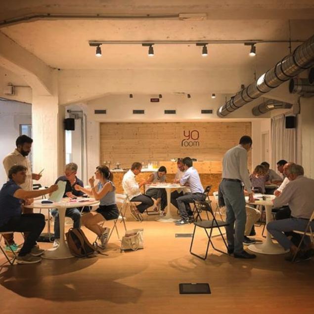 Il workshop dedicato al Lean Thinking e al Lean Startup adottati come framework per progetti di innovazione digitale.