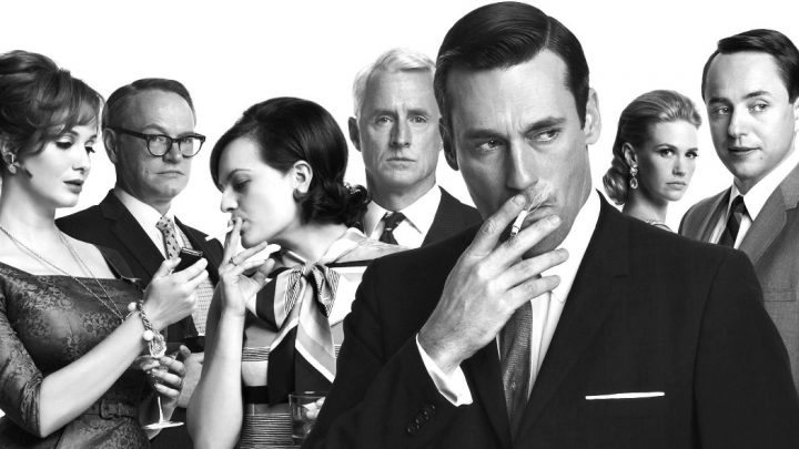 Don Draper e i Mad Men