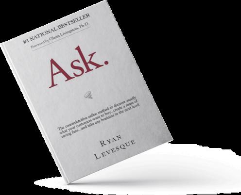 Ask, di Ryan Levesque
