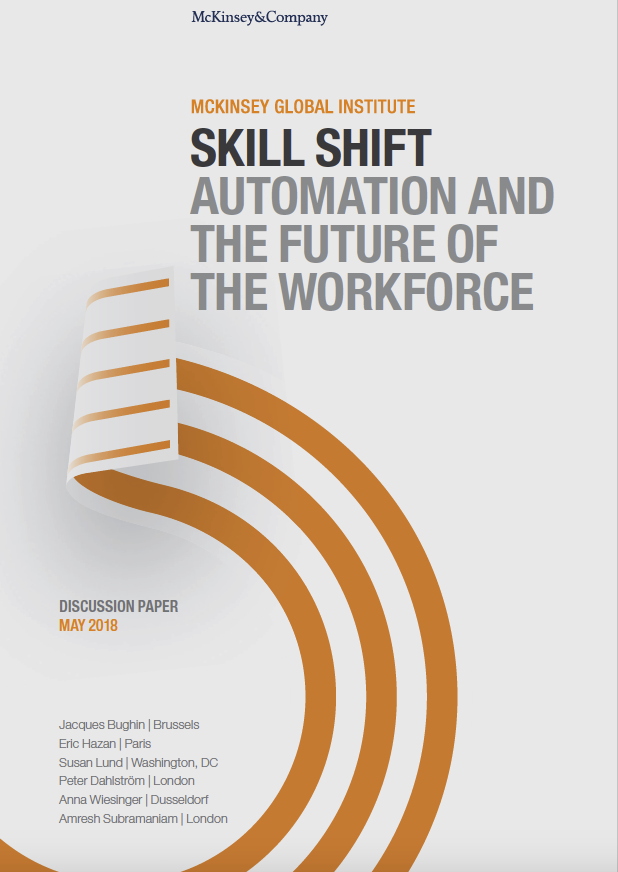 Skill Shift - Automation and the future of workforce