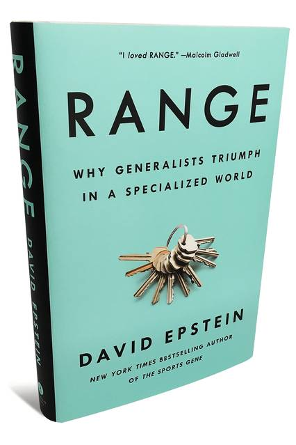 Range di David Epstein